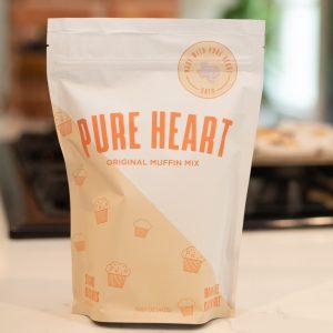 Pure Heart - Muffin Mix