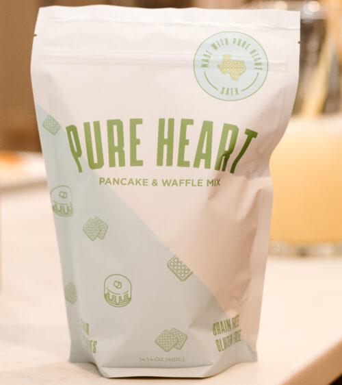 Pure Heart- Waffle and Pancake Mix