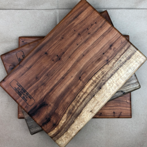 Swift River - Native Pecan Cutting Board