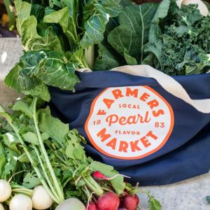 Pearl Farmers Market - 10 Year Bag
