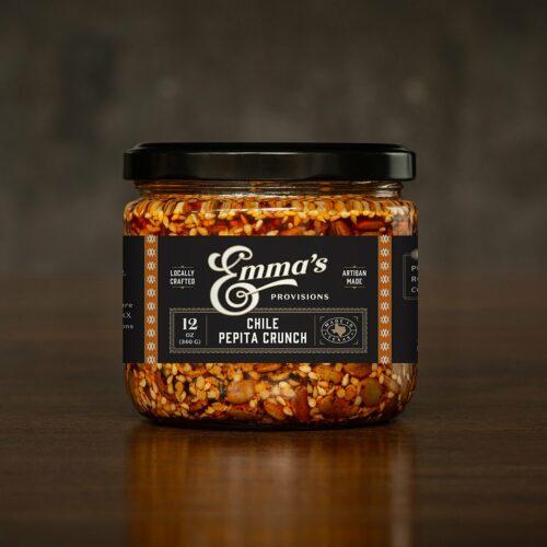 Emma Provisions: Chile Pepita Crunch