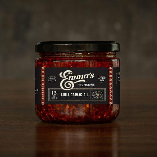 Emma Provisions: Chili Garlic Oil