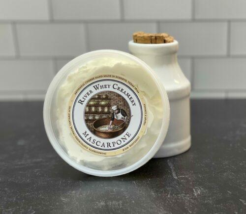 Mascarpone Cheese: River Whey Creamery