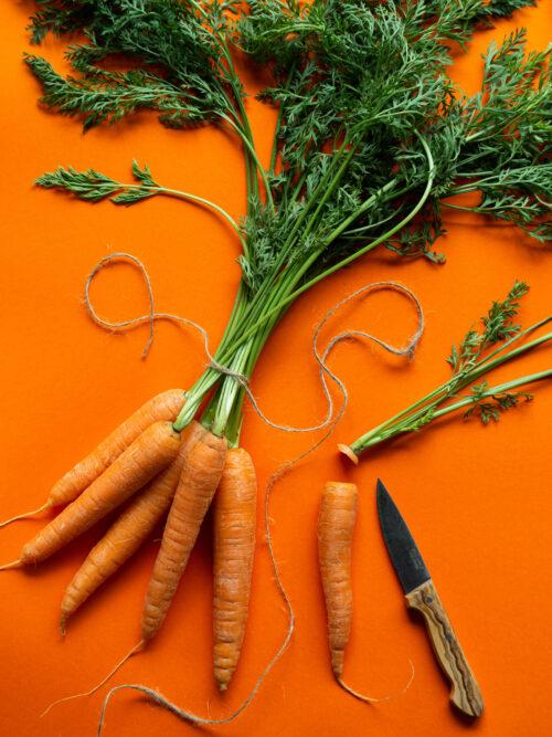 Green Bexar Farm - Carrots