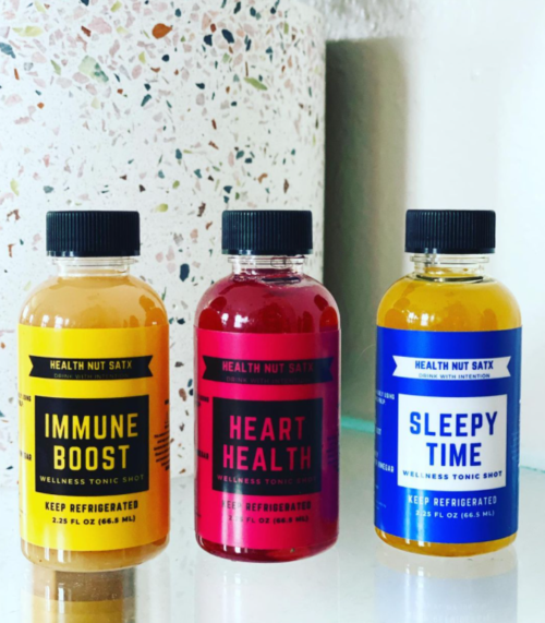 Health Nut: Tonic Shots