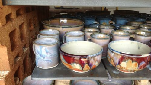 Tested by Fire: Pottery