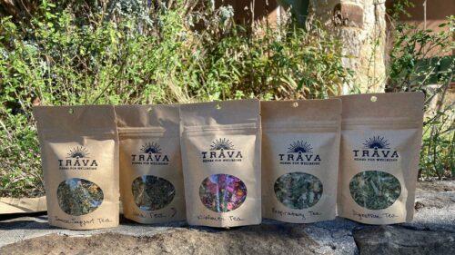 Trava: Loose Leaf Teas