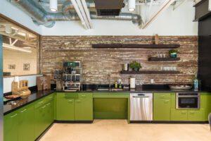 Cowork: Green Kitchen