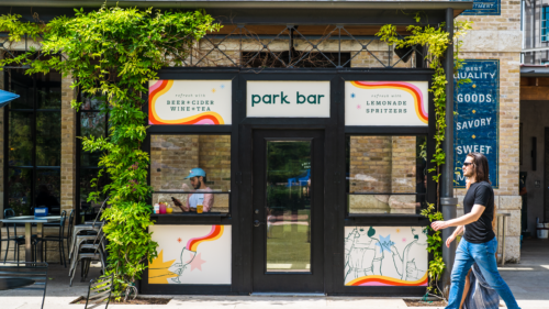 Park Bar Exterior